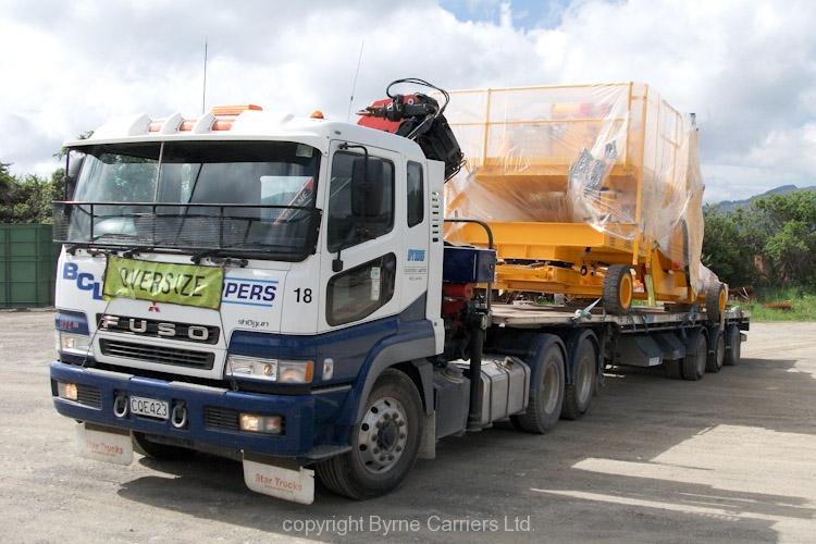 Byrne Carriers Ltd